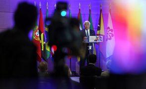 UE/Presidência: Costa pede