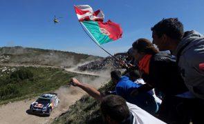 Covid-19: DGS reconhece ser inevitável presença de público no Rali de Portugal