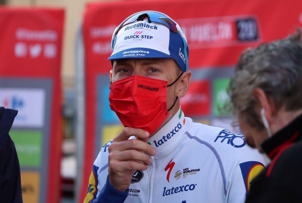 Volta ao Algarve: Sam Bennett é o primeiro líder após vencer ao 'sprint'