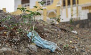 Covid-19: Cabo Verde com novo recorde de 417 novos casos e um óbito em 24 horas