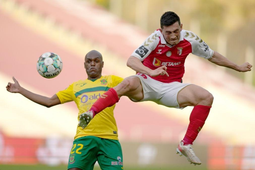 Sporting de Braga e Paços de Ferreira empatam na 'pedreira'