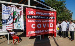 Covid-19: México com 267 mortos em 24 horas