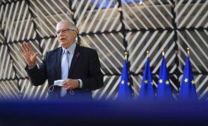 Moçambique/Ataques: UE pensa em missão como a que tem no Sahel