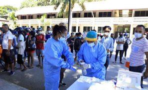 Covid-19: Timor-Leste regista 84 novas infeções