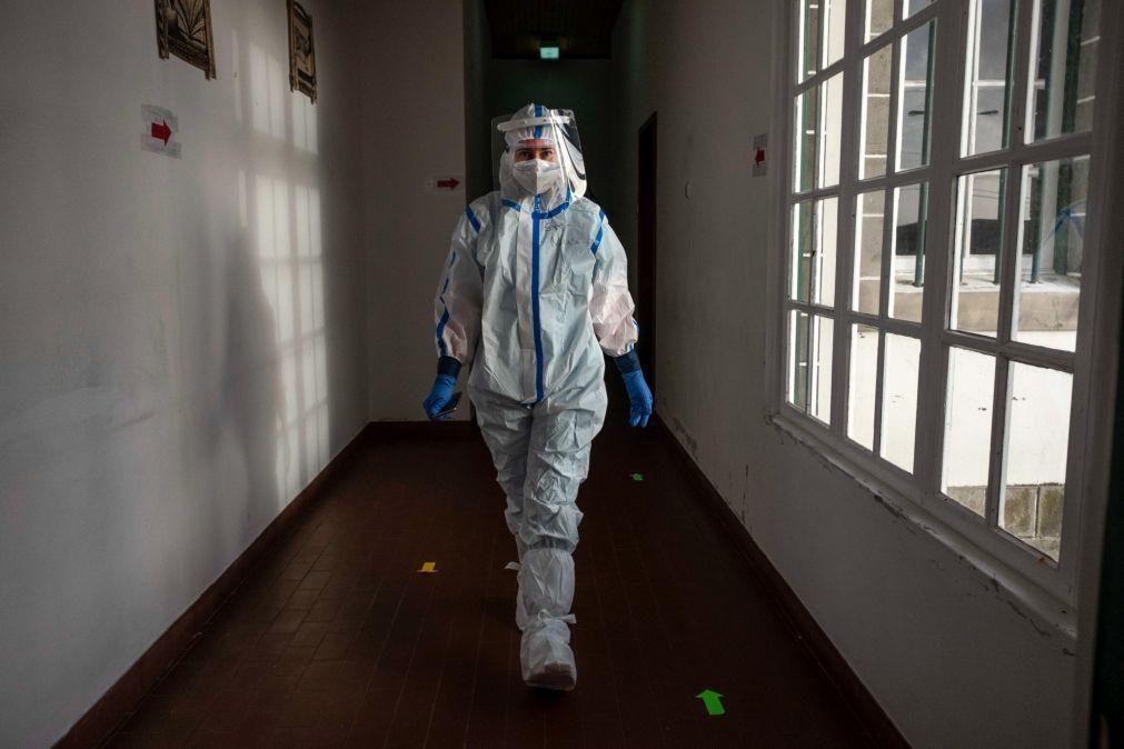 Covid-19: Açores com 17 novos casos em São Miguel e 31 recuperações