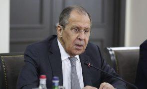 Rússia avisa UE de que não deixará sanções sem resposta