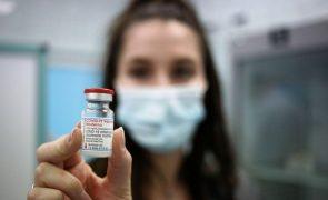 Moderna faturou 1.415 milhões de euros até março com venda da sua vacina