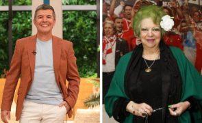 João Baião Recorda Maria José Valério no dia que ela faria 88 anos