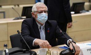 Moçambique/Ataques: Borrell reconhece urgência no envio de missão da UE
