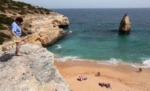 Ocupação por quarto no Algarve cai em abril 91,2% face a 2019