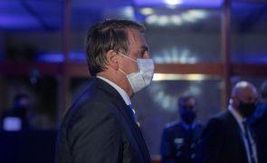 Covid-19: China acusa Presidente do Brasil de