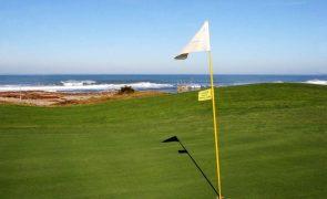 Golfistas portugueses arrancam em bom plano no Canárias Championship