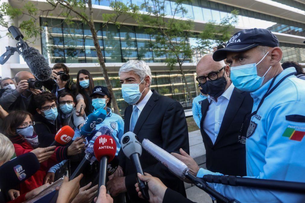 Sócrates pede ao Conselho da Magistratura relatórios sobre distribuição do processo