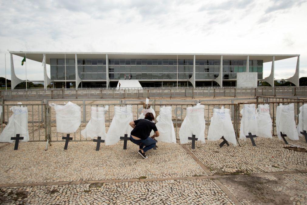 Covid-19: Brasil ultrapassa 15 milhões de casos de infeção pelo novo coronavírus
