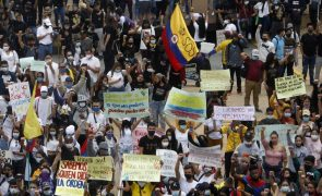 Governo colombiano apela ao diálogo entre