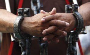 Registados mais de 500 crimes de tráfico de pessoas entre 2008 e 2019