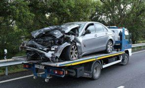 Mais de 1.500 acidentes rodoviários e 24 mortos em janeiro