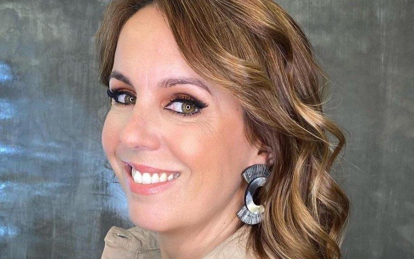Tânia Ribas de Oliveira deslumbra com vestido amarelo. Saiba onde comprar