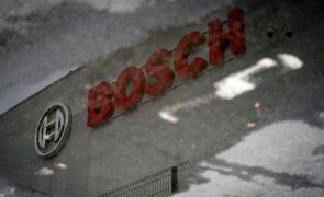 Bosch em Braga entra em 'lay-off' devido à escassez de semicondutores