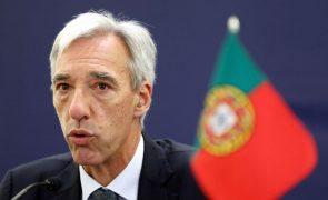 Moçambique/Ataques: Ministros da Defesa português e moçambicano assinam acordo na segunda-feira