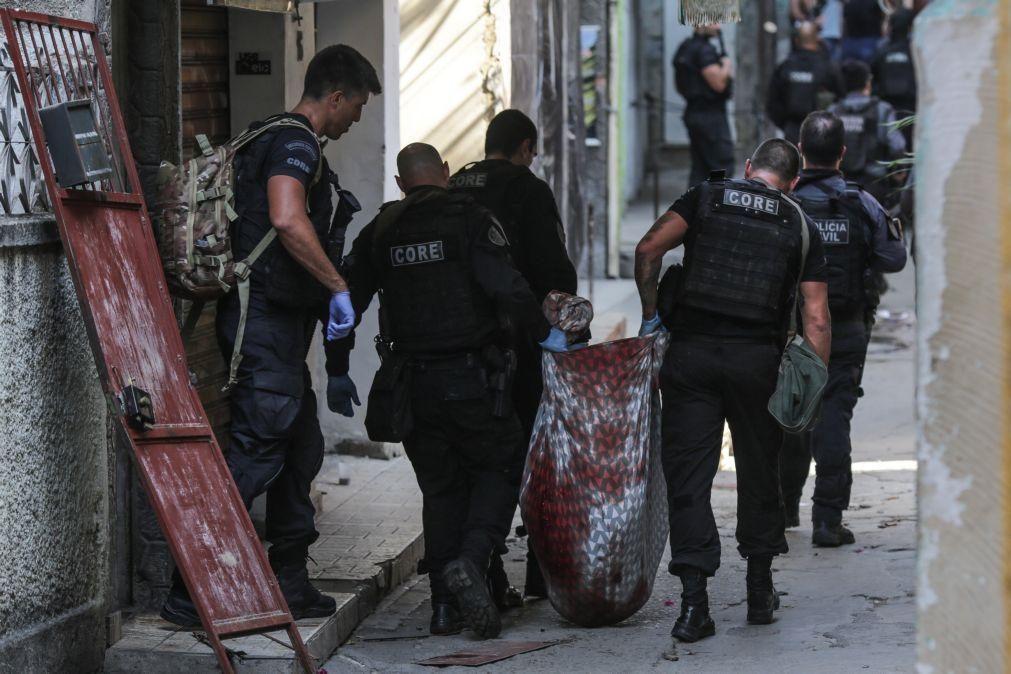 ONU expressa preocupação e pede investigação de ação policial que provocou 25 mortos no Brasil