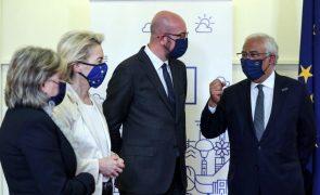 Cimeira Social: Michel agradece a Costa ter colocado Europa social