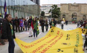 Ambientalistas nacionais e espanhóis preocupados com mina de urânio em Retortillo