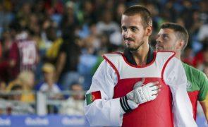 Rui Bragança assegura presença em taekwondo para Tóquio2020