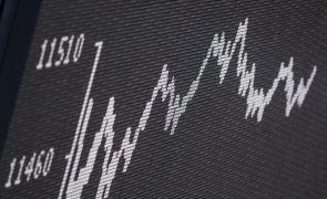 PSI20 ganha 1,13% alinhado com bolsas europeias