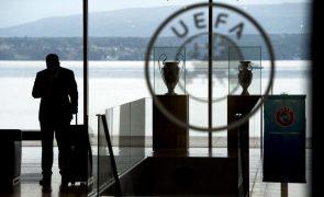Superliga: UEFA reintegra e aplica sanções financeiras a nove dos 12 dissidentes
