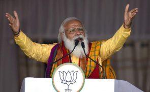 UE/Presidência: Cimeira UE-Índia é oportunidade para promover laços comerciais -- Costa e Modi