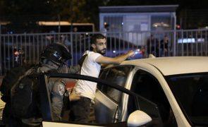 Irão e Turquia condenam Israel por confrontos com 200 feridos em Jerusalém