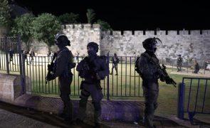 UE apela a Israel para agir