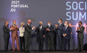 Cimeira Social: Presidente do Conselho Europeu admite debater