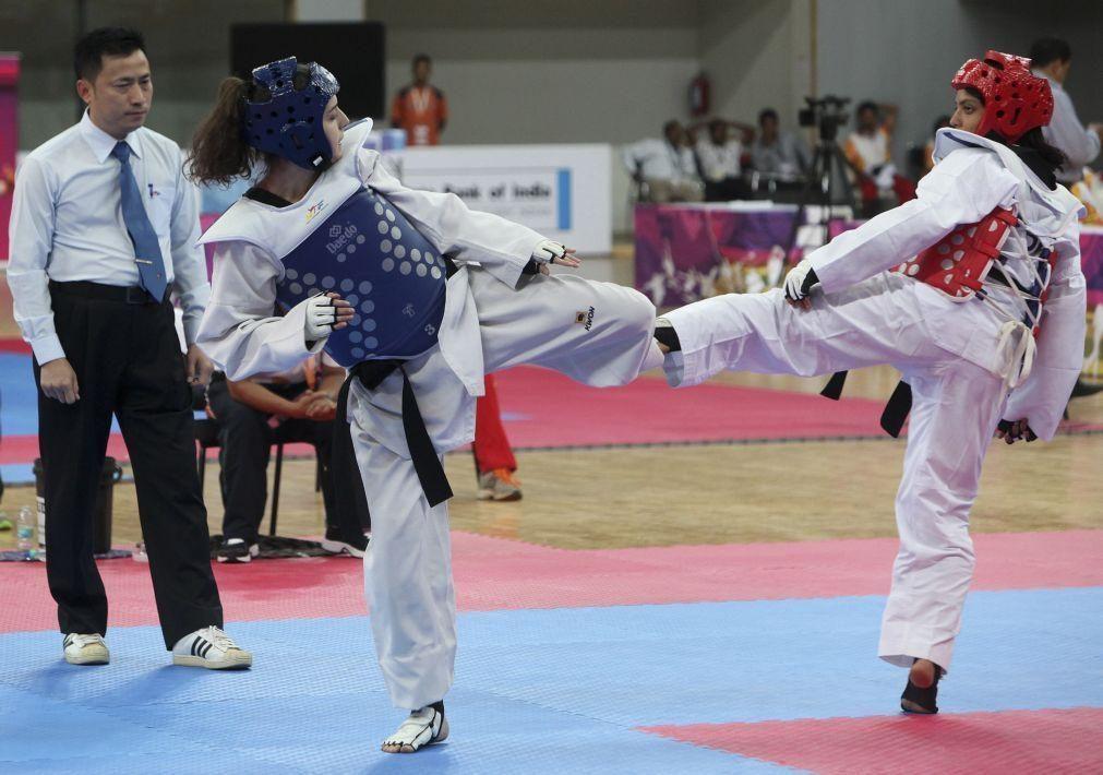 Tóquio2020: Joana Cunha eliminada no torneio de qualificação de taekwondo
