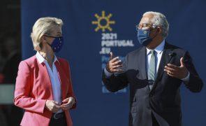 Cimeira Social: Von der Leyen com expecativas altas para