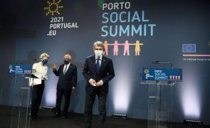 Cimeira Social: Evento deve ser não um ponto de chegada, mas sim de partida -- Sassoli