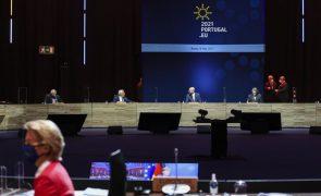 Cimeira Social: Líderes comprometem-se a aprofundar políticas sociais na Declaração do Porto