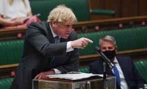 Boris Johnson diz que não haverá novo referendo de independência na Escócia