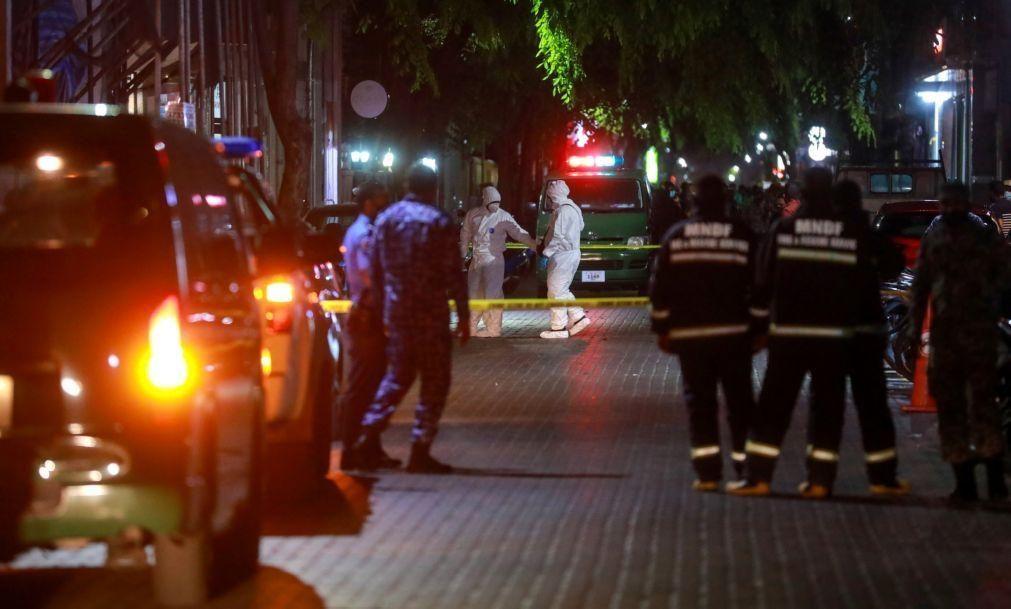 Detidos dois suspeitos de tentativa de homicídio do ex-Presidente das Maldivas