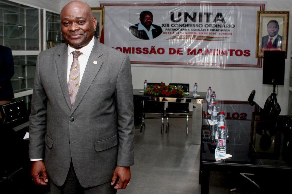 Morreu o deputado angolano da UNITA Raul Danda