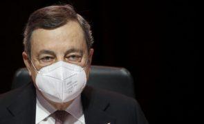 Cimeira Social: Draghi diz que liberalizar patentes não garante segurança das vacinas
