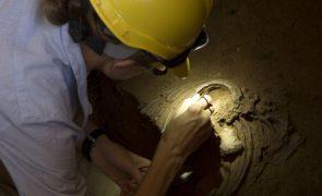 Descobertos os restos de nove Neandertais numa gruta em Itália