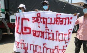 Junta militar birmanesa suspende mais de 1.600 trabalhadores do setor educativo