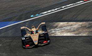 Félix da Costa vence corrida no Mónaco do Mundial de Fórmula E