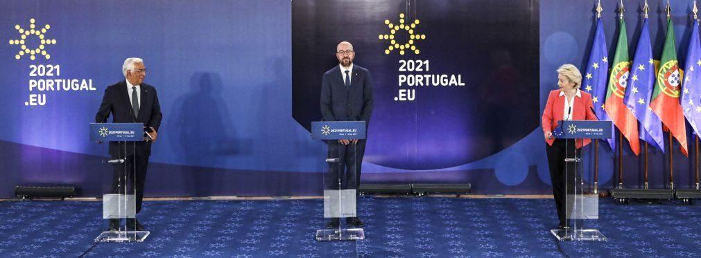 UE/Presidência: Europa e Índia comprometem-se a priorizar pandemia e acordos comerciais