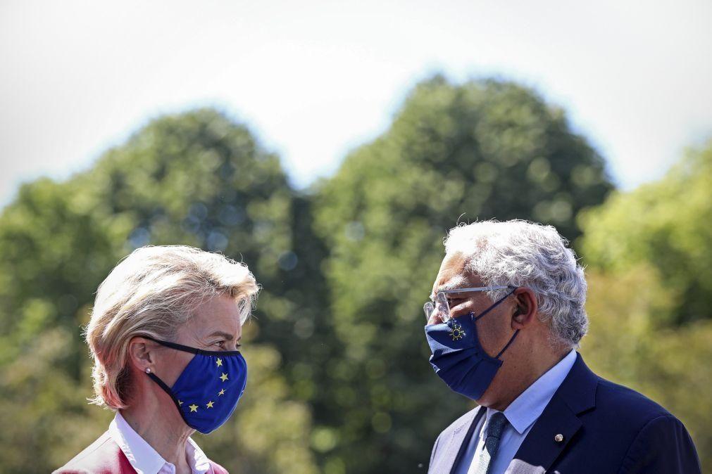 UE/Presidência: Do Porto a Estrasburgo para a inauguração da Conferência sobre Futuro da Europa