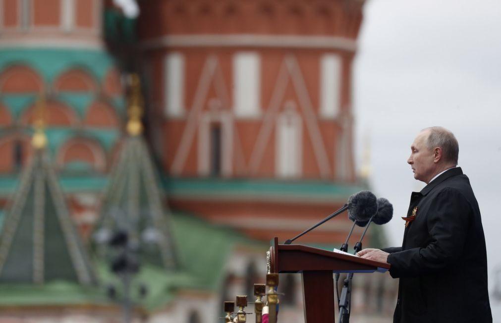 PR russo adverte sobre