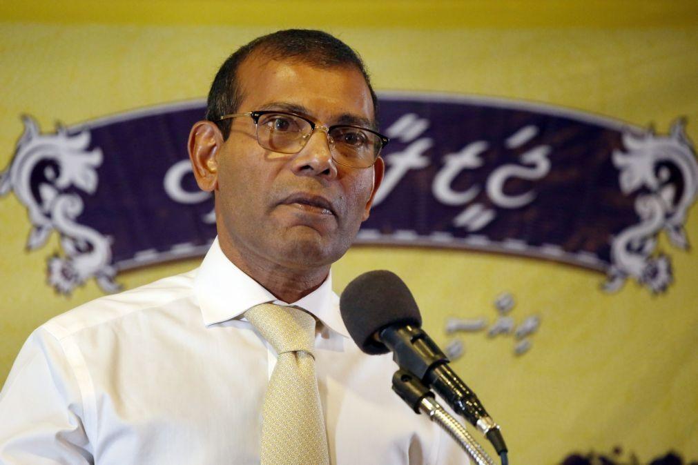 Autoridades detêm terceiro suspeito de atentado a ex-presidente das Maldivas