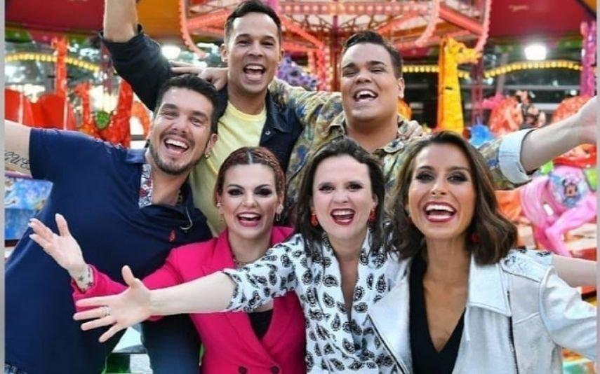"""Zezé Camarinha arrasa apresentadores do """"Somos Portugal"""""""